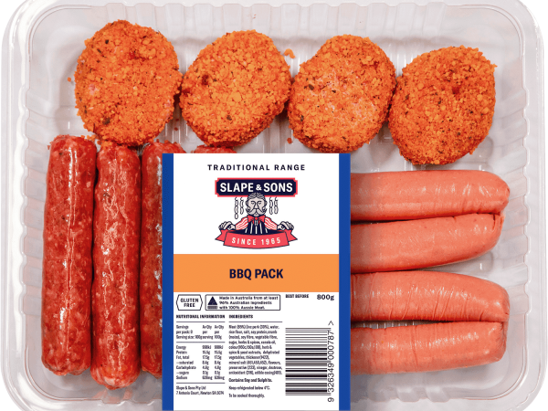 Bbq Pack - Slape and Sons